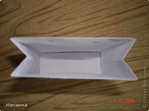 Вот такие пакетики я сделала в подарок на скорую руку.  фото 16