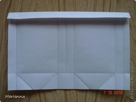 Вот такие пакетики я сделала в подарок на скорую руку.  фото 6