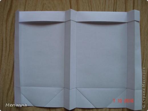 Вот такие пакетики я сделала в подарок на скорую руку.  фото 7