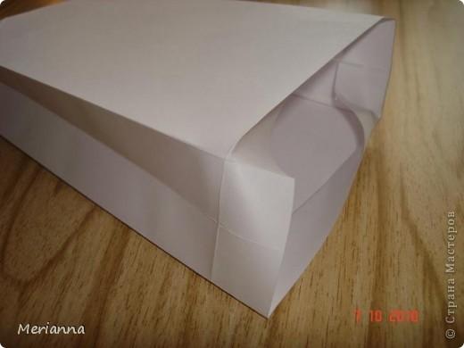 Вот такие пакетики я сделала в подарок на скорую руку.  фото 11