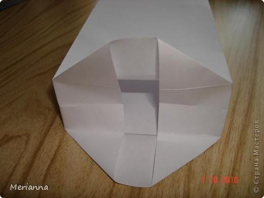 Вот такие пакетики я сделала в подарок на скорую руку.  фото 12