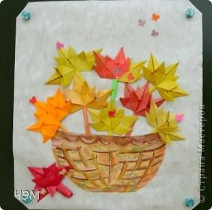 Осенние корзины фото 4