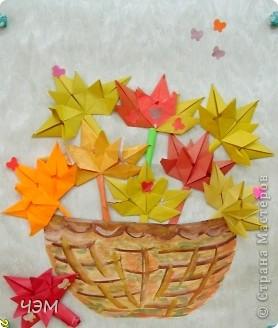 Осенние корзины фото 3