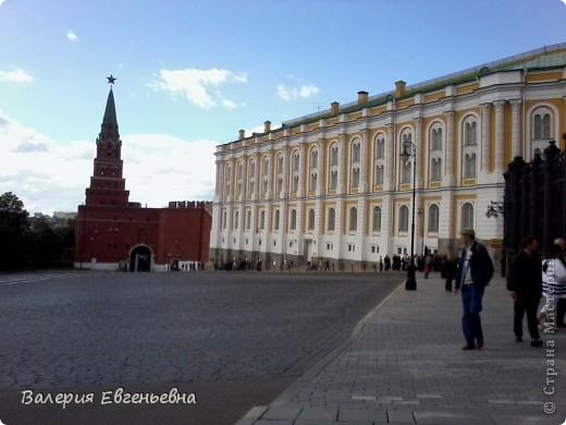 Начинаем наше путешествие в Кремль! фото 2