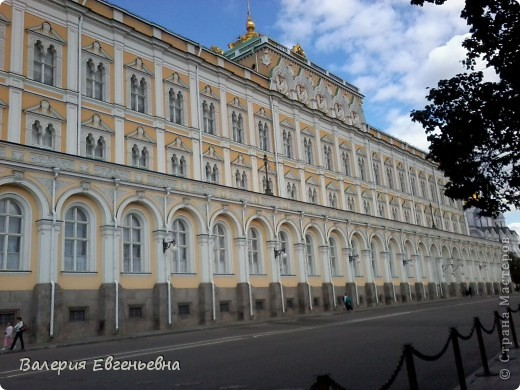 Начинаем наше путешествие в Кремль! фото 3
