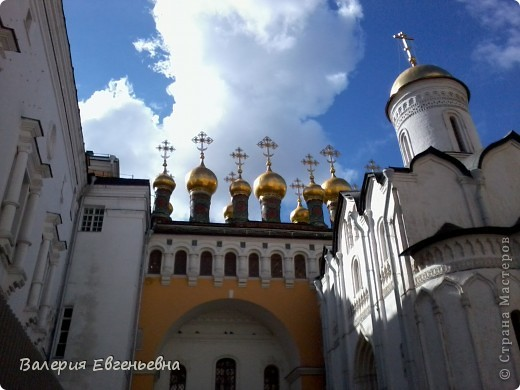 Начинаем наше путешествие в Кремль! фото 10