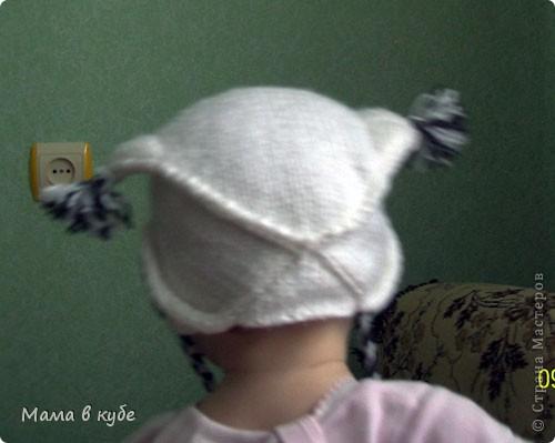 """""""Совенок"""" для холодных дней фото 3"""