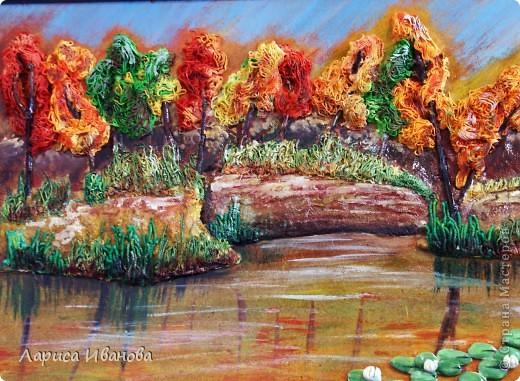 Люблю я пышное природы увяданье, В багрец и в золото одетые леса... фото 3