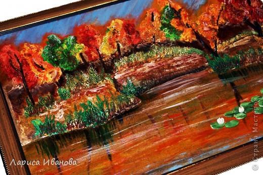 Люблю я пышное природы увяданье, В багрец и в золото одетые леса... фото 1