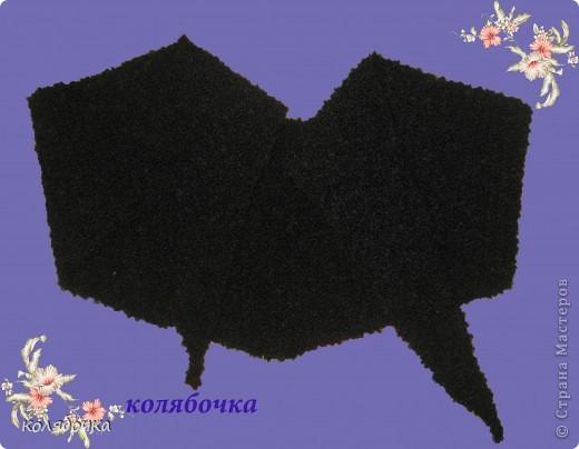 Бактус-треугольный шарф-косынка. Еленочка, спасибо вам большое за МК простой и понятный. У вас учиться - удовольствие. http://stranamasterov.ru/node/91002 - МК от Елены фото 1