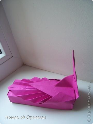 Этот павлин расположился на верхней части шкатулки. Его я придумала сама спецально для занятий с нашими детками. Он сбережет и украсит все драгоценности, сложенные в коробочку.  фото 31