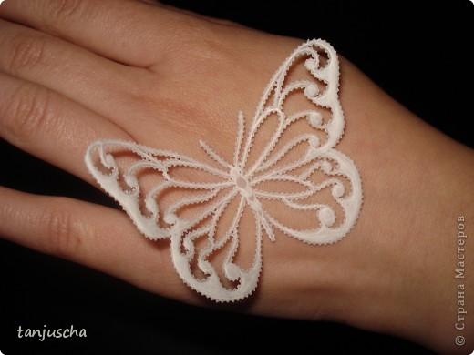 Бабочка пергамано фото 4