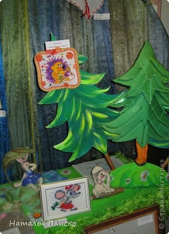 """Фрагмент выставки """"Волшебные пяльцы""""... фото 3"""