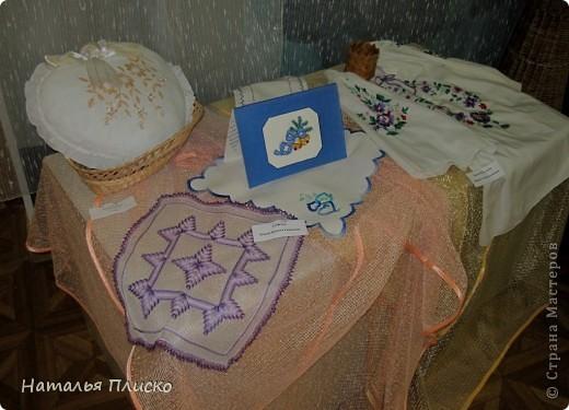 """Фрагмент выставки """"Волшебные пяльцы""""... фото 4"""