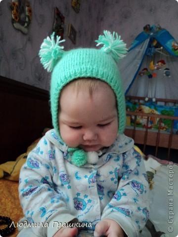мой маленький бельчонок, правда шапочка уже маловата... фото 1