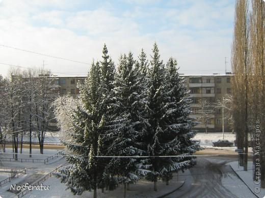 очень люблю смотреть на небо,особеннно из окна(не фотошоп) 5 ноября 2009г фото 2