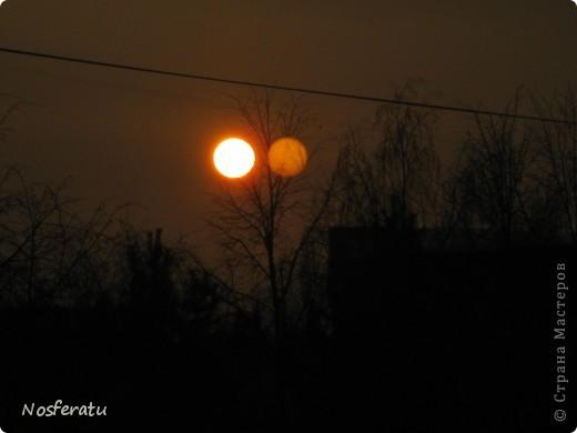 очень люблю смотреть на небо,особеннно из окна(не фотошоп) 5 ноября 2009г фото 5
