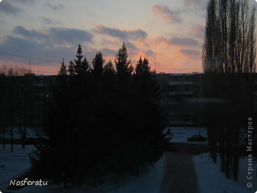 очень люблю смотреть на небо,особеннно из окна(не фотошоп) 5 ноября 2009г фото 12