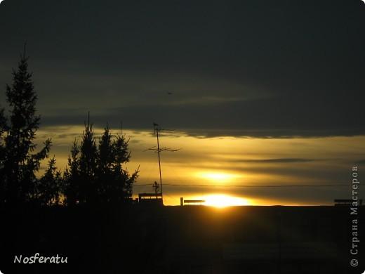 очень люблю смотреть на небо,особеннно из окна(не фотошоп) 5 ноября 2009г фото 13