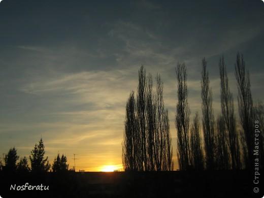 очень люблю смотреть на небо,особеннно из окна(не фотошоп) 5 ноября 2009г фото 16