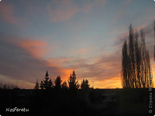 очень люблю смотреть на небо,особеннно из окна(не фотошоп) 5 ноября 2009г фото 17