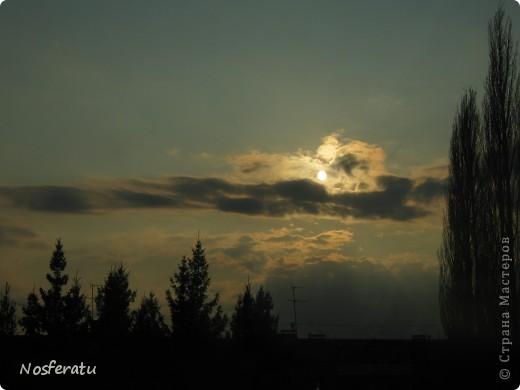 очень люблю смотреть на небо,особеннно из окна(не фотошоп) 5 ноября 2009г фото 20