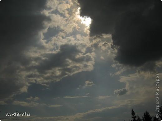 очень люблю смотреть на небо,особеннно из окна(не фотошоп) 5 ноября 2009г фото 25
