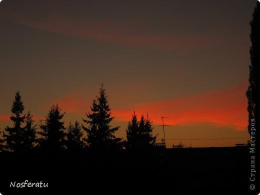 очень люблю смотреть на небо,особеннно из окна(не фотошоп) 5 ноября 2009г фото 32