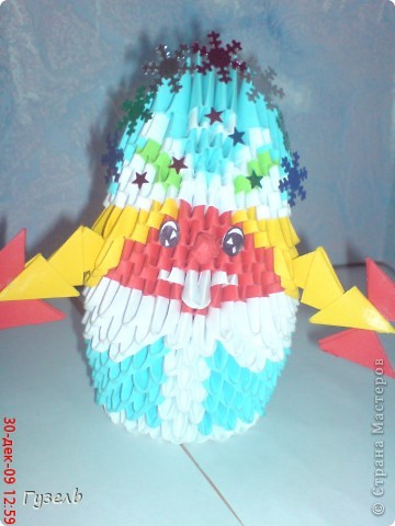 снегурочка под стать своему Деду Морозу фото 1