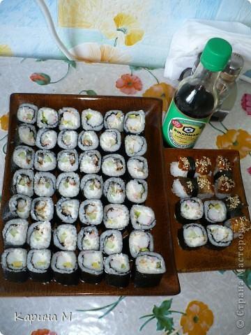 Суши и ролы фото 8