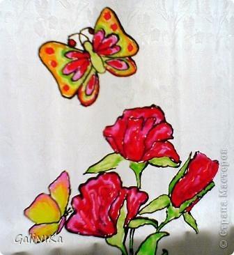 Бабочки и цветочки фото 1