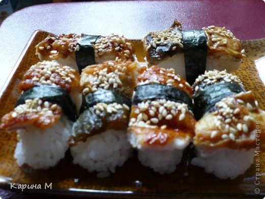 Суши и ролы фото 2