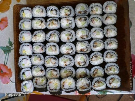 Суши и ролы фото 3