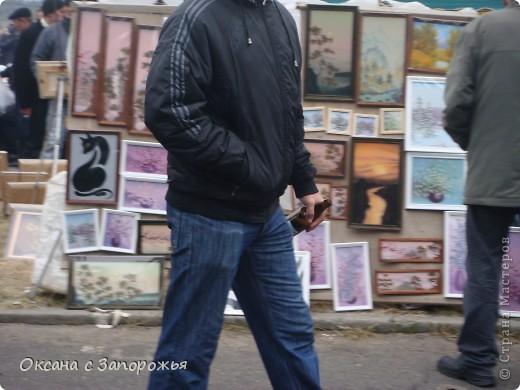 """Девятого октября (в эту субботу) наше Запорожье отмечало """"День города"""", на Набережной проходила ярмарка. Вот некоторые работы которые мне удалось заснять - так сказать которые больше всего заинтересовали. фото 10"""