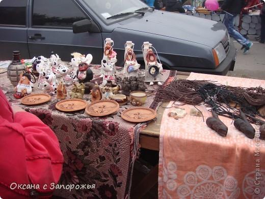 """Девятого октября (в эту субботу) наше Запорожье отмечало """"День города"""", на Набережной проходила ярмарка. Вот некоторые работы которые мне удалось заснять - так сказать которые больше всего заинтересовали. фото 11"""