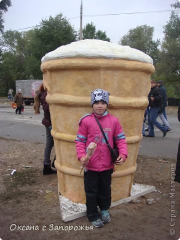 """Девятого октября (в эту субботу) наше Запорожье отмечало """"День города"""", на Набережной проходила ярмарка. Вот некоторые работы которые мне удалось заснять - так сказать которые больше всего заинтересовали. фото 13"""