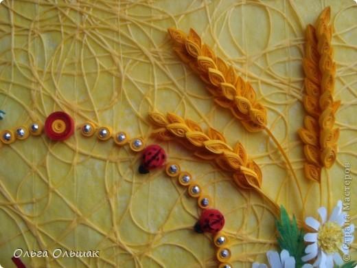 """Дорогие мастерицы! Представляем вашему вниманию наш творческий семейный проект часы  под названием """"Цветы России"""".Надеемся успешно защитить его в этом учебном году со старшей дочерью Катериной   на школьной и районной научно-практической конференции. фото 3"""