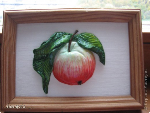 Опять моя повторюшка: Яблоко фото 2