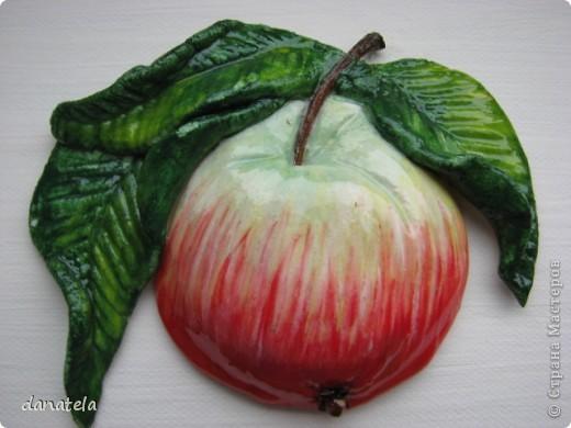 Опять моя повторюшка: Яблоко фото 1