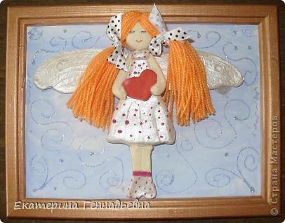 Девочка - ангел. фото 1
