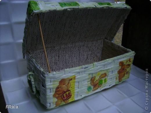 Предназначен на день рожденияя девочке для многочисленных бантиков и заколочек,резиночек и брелочков. фото 4