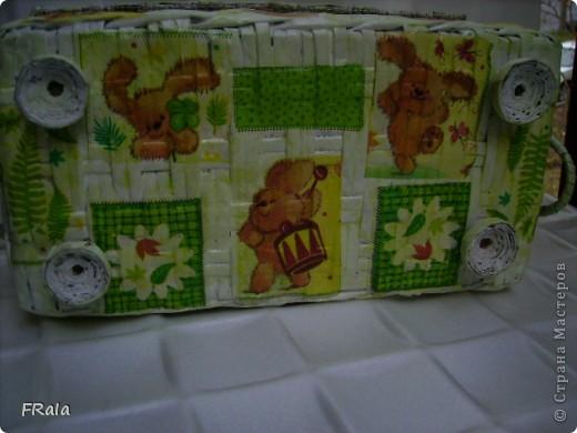 Предназначен на день рожденияя девочке для многочисленных бантиков и заколочек,резиночек и брелочков. фото 5