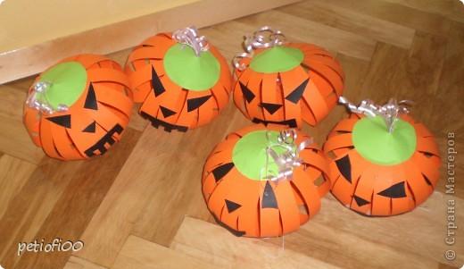 Тыкви для Хэллоуин фото 2