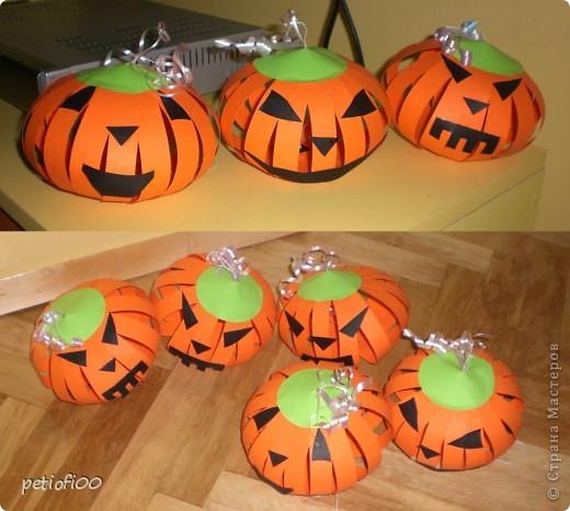 Тыкви для Хэллоуин фото 1