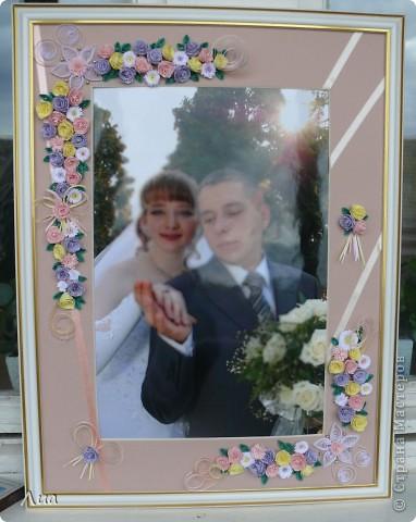 оформление свадебного фото фото 1