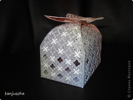 Коробочка пергамано фото 3