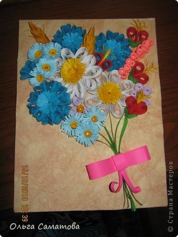 любимые полевые цветочки!