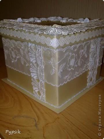 Моя коробка))) фото 1