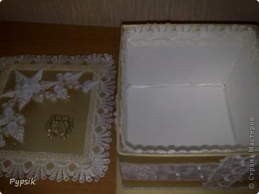 Моя коробка))) фото 4