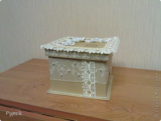Моя коробка))) фото 2